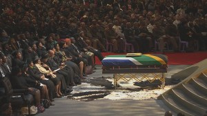 South Africans say goodbye as Nelson Mandela laid to rest